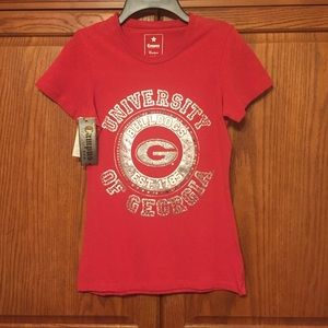 Tops - Campus Couture | Georgia Bulldogs | Size Small NWT